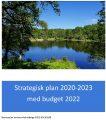 Icon of Strategisk Plan 2020-2023 Med Budget 2022