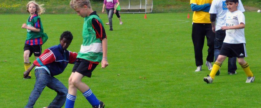 Fotboll på Hammarvallen