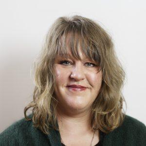 Porträttfoto Rose-Marie Fältskog, kommunikationsstrateg