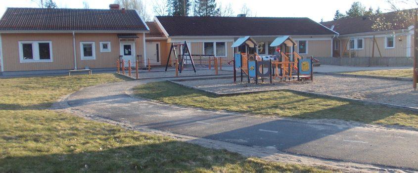 Förskolan Tomtebo i Mellösa