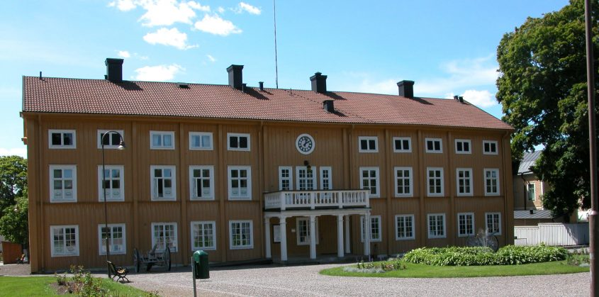 Stadshuset i Malmköping