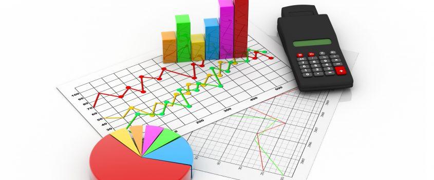 Grafer, diagram och miniräknare