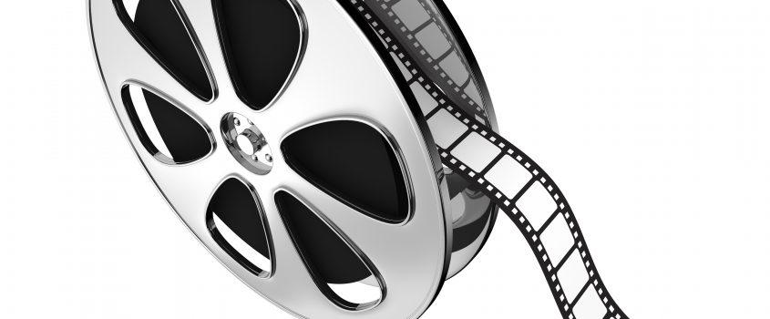 Illustration av en filmrulle