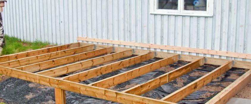 bygga altan på garagetak bygglov