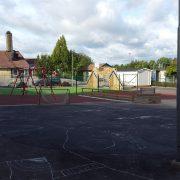 Malmaskolans skolgård
