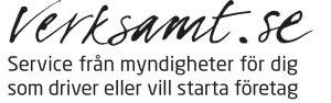 logotyp med text: verksamt.se