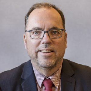 Anders Berglöv (s) kommunalråd