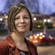 Cim Östervall, digitaliseringschef i Flens kommun