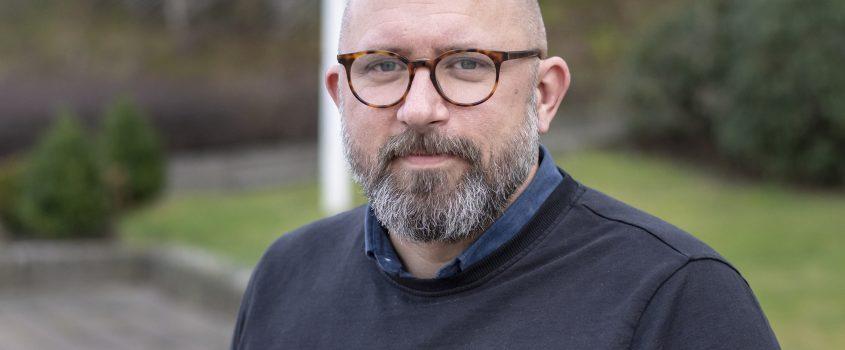 Joakim Danielsson, HR-chef i Flens kommun.
