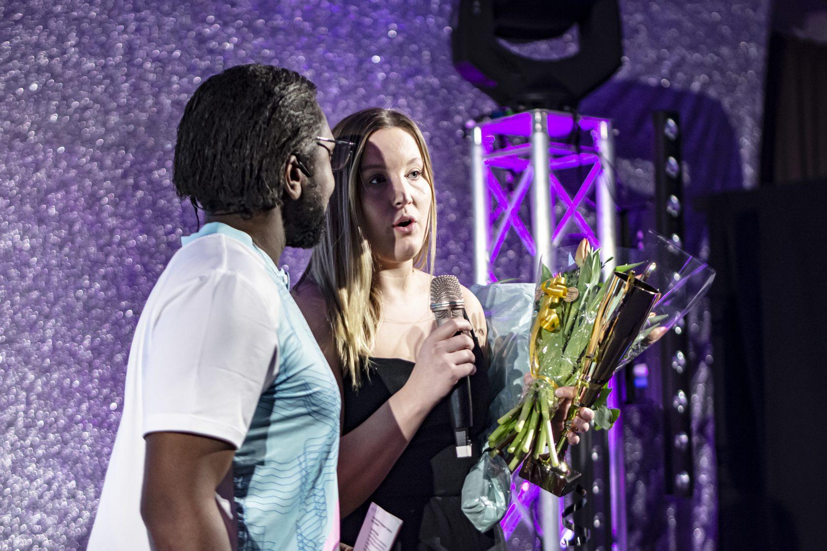Årets kvinnliga idrottare Felicia Ogeheim Grundtman, Kolsva Motorsällskap
