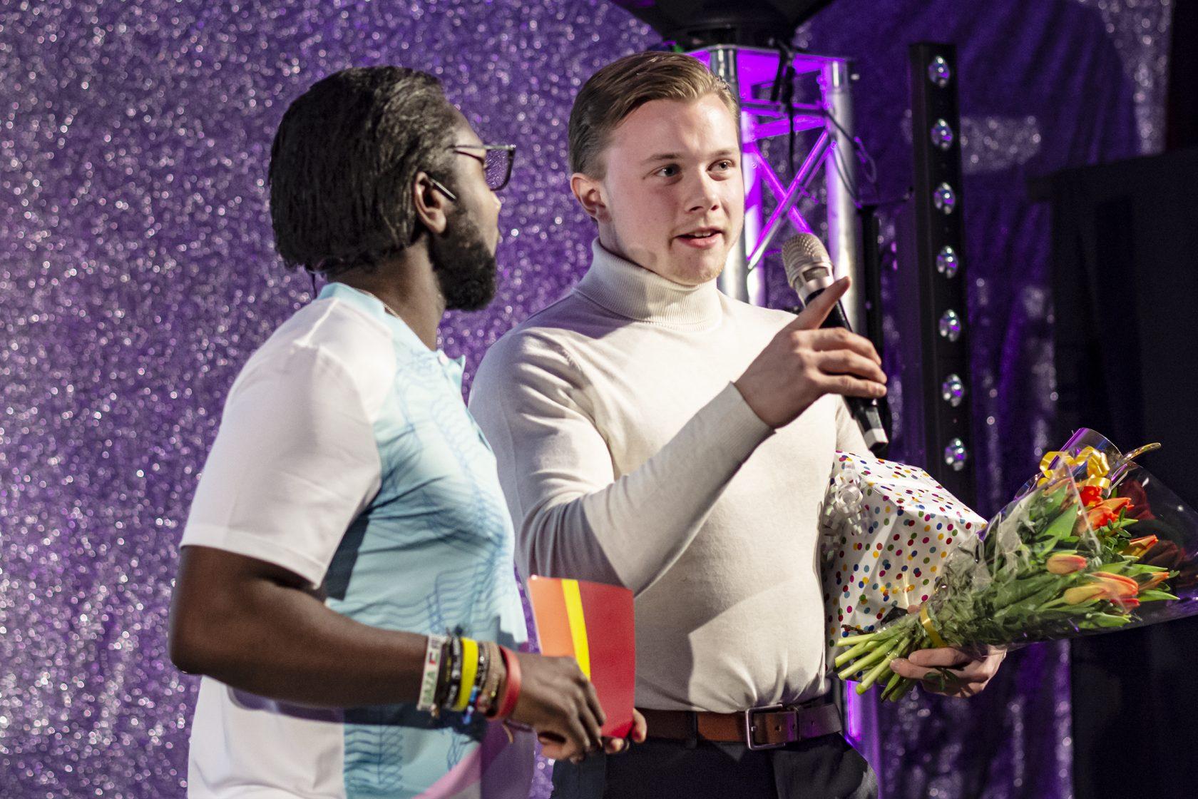 Årets manliga idrottare Linus Knutsson, Flens Sport & Hälsa IF