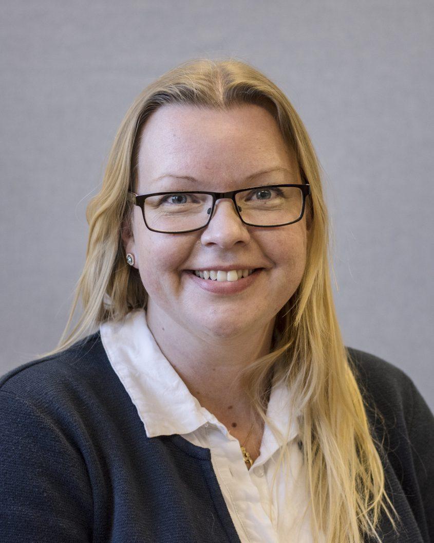 Socialdemokraternas Ann-Charlotte Munter