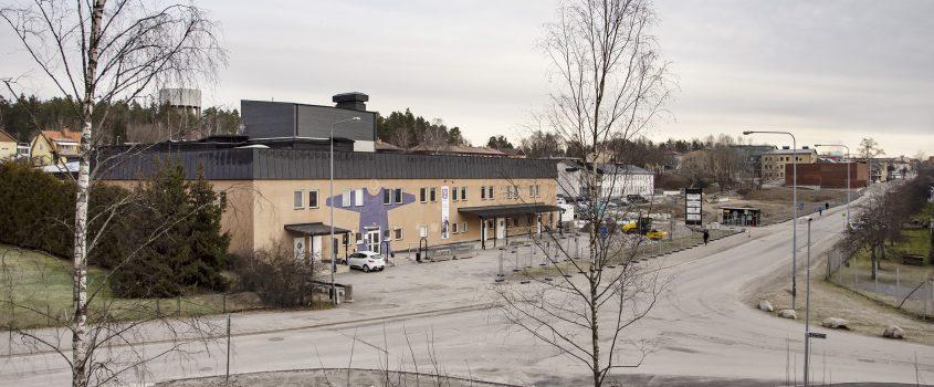 Lokalen på Drottninggatan i Flen som kallas Skjortan