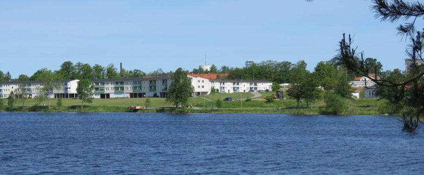 Vy över Gårdsjön